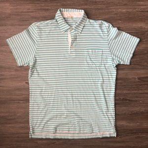 Peter Millar Men's Medium Golf Polo Shirt